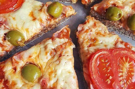 pizza od heljdinog brašna