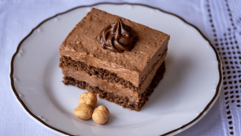 Čokoladni kolač bez glutena