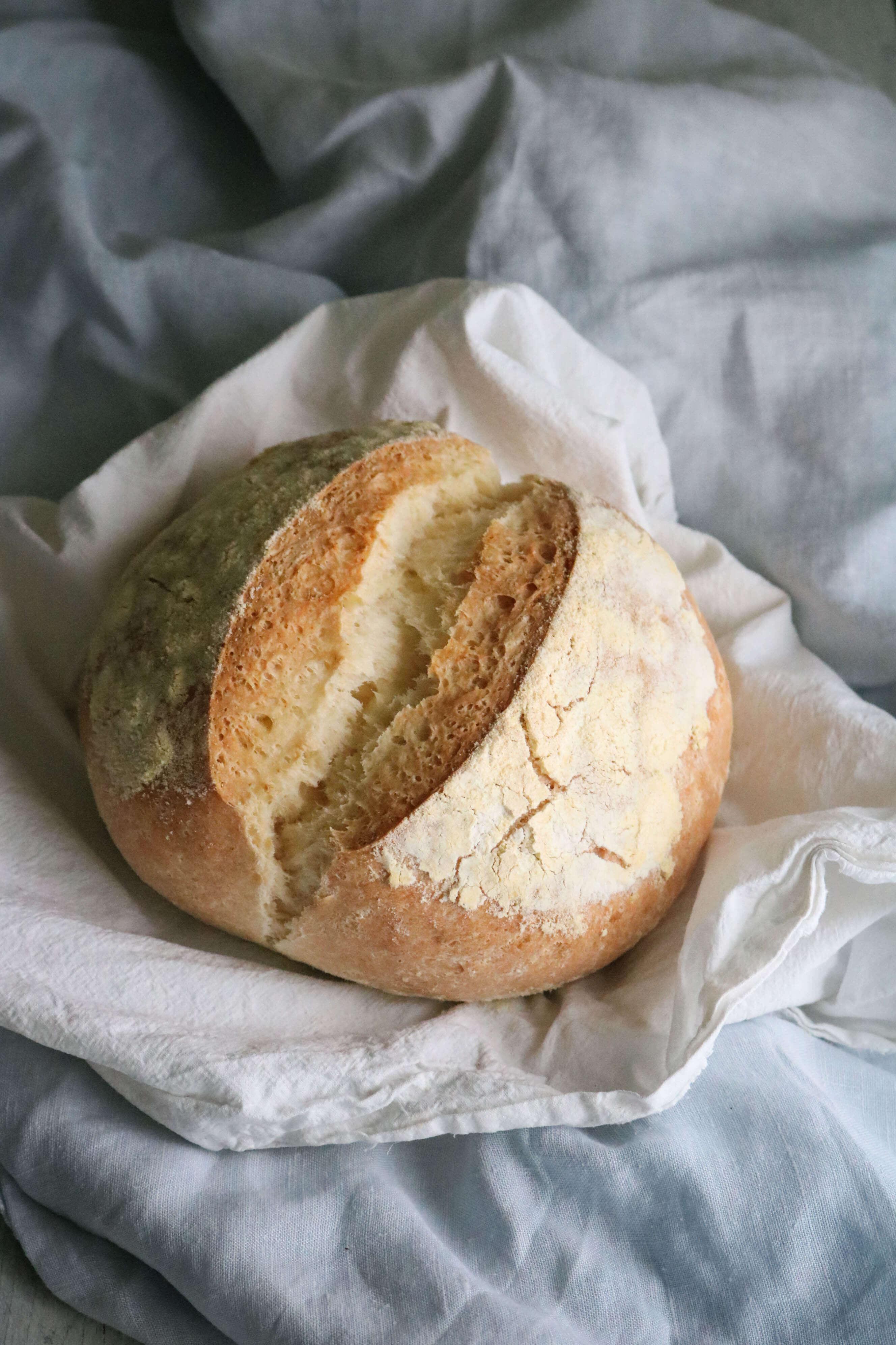 domaći kruh bez glutena