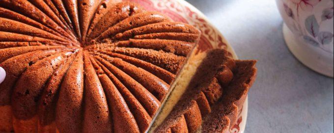 mramorni kolač bez glutena